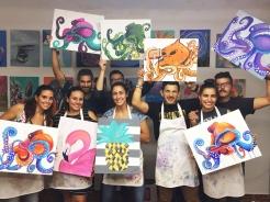 Pinta y Tinto - Evento Privado