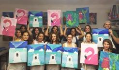 Pinta y Tinto - Osos y Flamingos