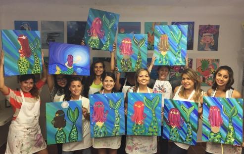 Pinta y Tinto - Sirena